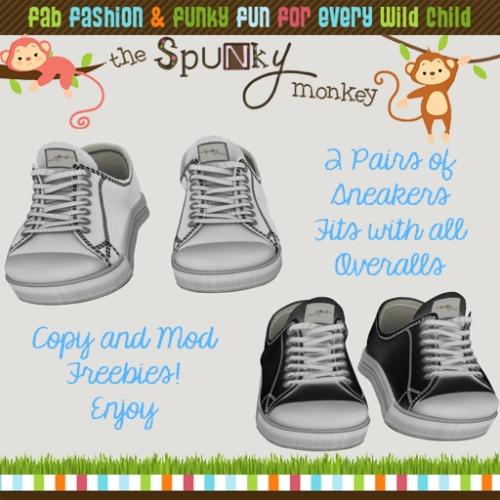 Spunky_Monkey_Sneaker_Ad