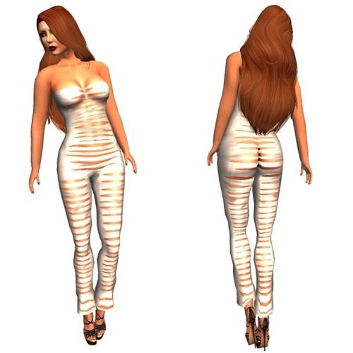 Body Bruna White