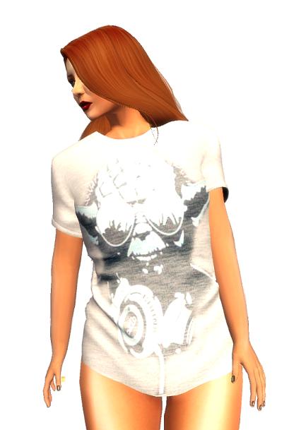 T-Shirt Fernand Alien DJ