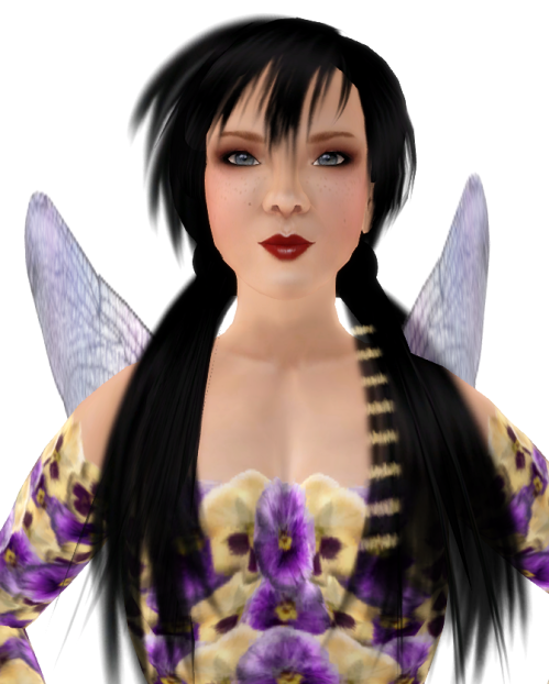 VC - Flower Fairy with Wings.15L