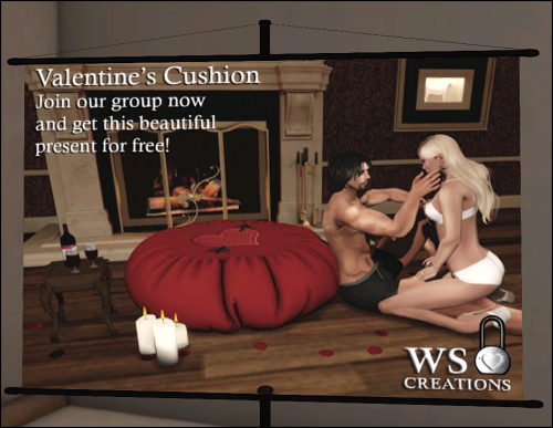WS Creations Sexy Furniture - GG June 2016