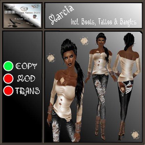 B.S.Creations Marcia2011.1001