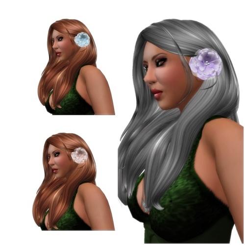 EMO-tions@Shiny Shabby KEONA HAIR -FATPACK