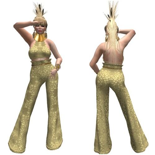 JUMO- Artemis Outfit Buttercup