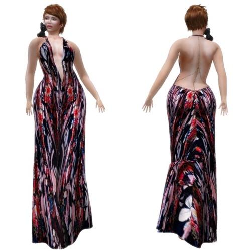 LEGENDAIRE NORMA MAXI DRESS 2