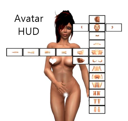 MESH-Avatar-HUD