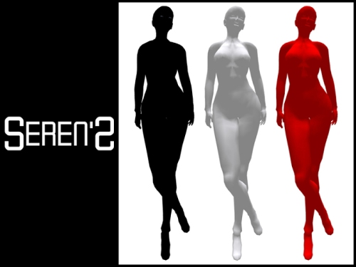 SerenS_Black_White_Red_Skin_MP