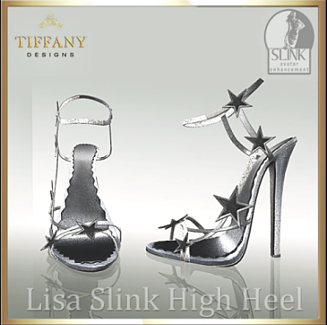 TD Lisa Slink Shoes Grey
