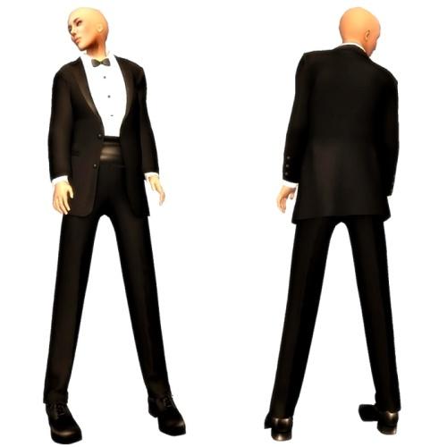 Tuxedo+Shoes GIFT