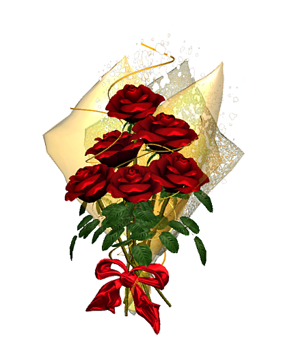 VC - Red Roses Bouquet to give away1