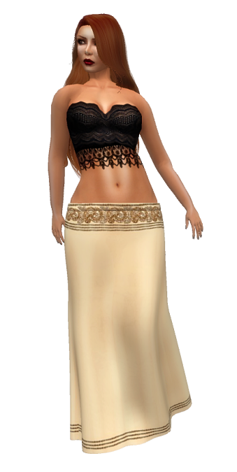 DBL - Boho Culture Top-Skirt Beaches GG August 2016