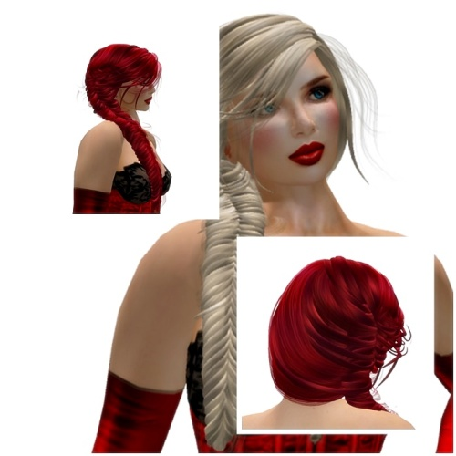 EMO-tions@SHINY SHABBY - TALON HAIR