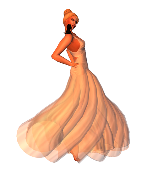 LC- Ayla Formal Gown ( mesh body appliers) ~ silver