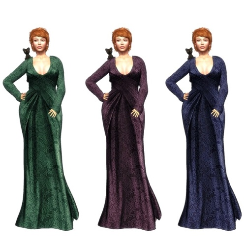 LEGENDAIRE LOVE STORY GOWN1