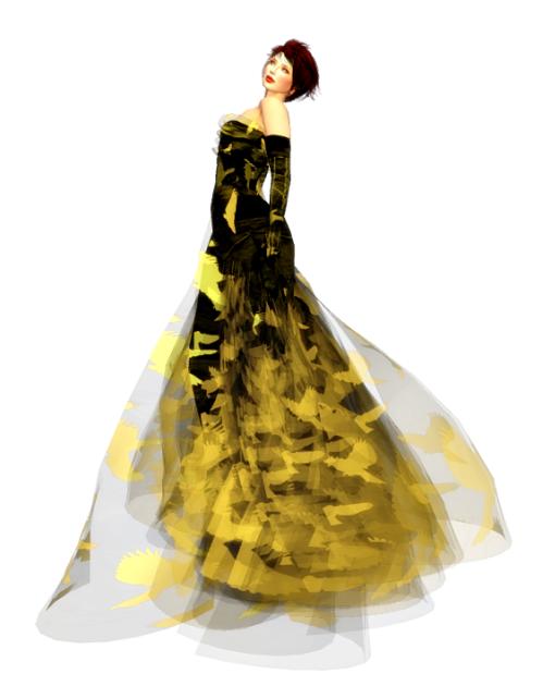 Paris METRO Couture-Take Flght II Desert Catus w-Appliers (c)