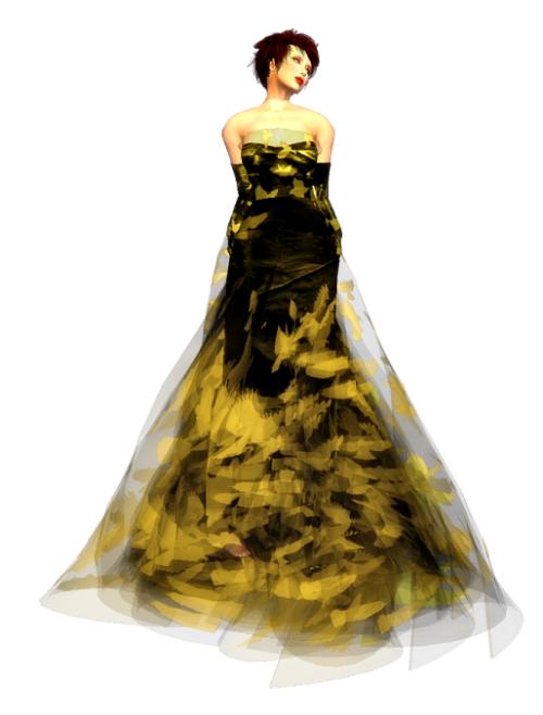 Paris METRO Couture-Take Flght II Desert Catus w-Appliers (c)1