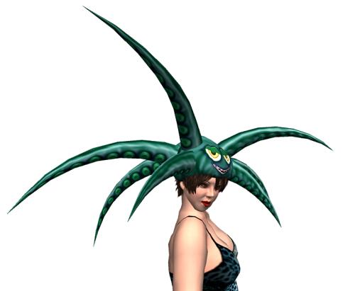 [Phunk] Free Cthulhu Hat