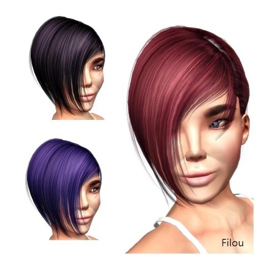 SENTNUS HAIR - Amber GG