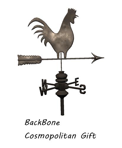 BackBone Cosmopolitan Gift
