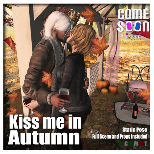 _CS_ Kiss Me in Autumn