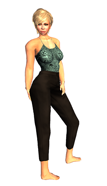 Tresor Couture~Ellie Tank gift