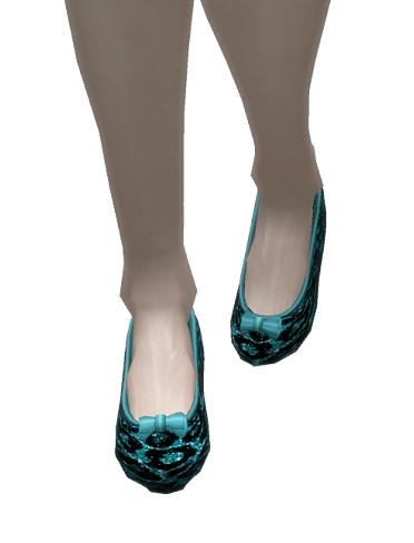 ssus-teal-glitter-leopard-flats