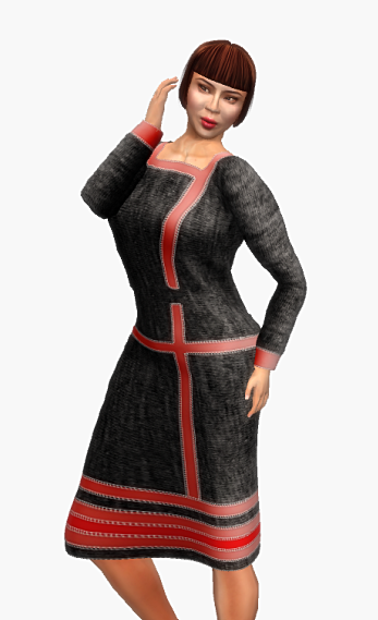athor-dress-1929-louise-hair-freebies1