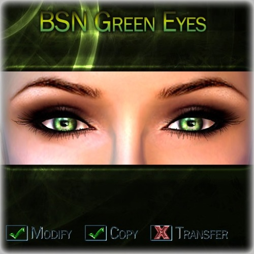 bsngreeneyes