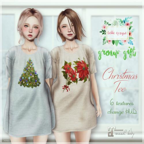 belle-epoque-christmas-tee
