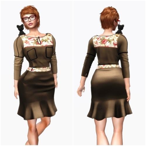 cloe-brown-dress