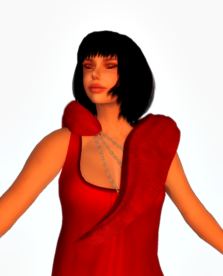 glitter-fur-stole-mesh-red-add-me-day-23