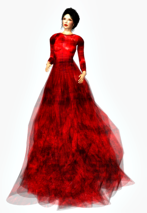 paris-metro-couture-deep-red-plaid-gown-with-appliers-c-gg-december-2016