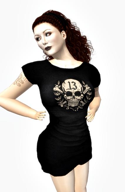 corvus-13-dress