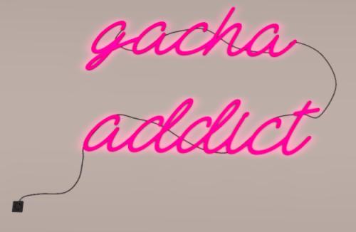 foxy-neon-sign-gacha-addict