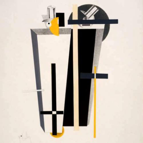 el-lissitzky-gravedigger